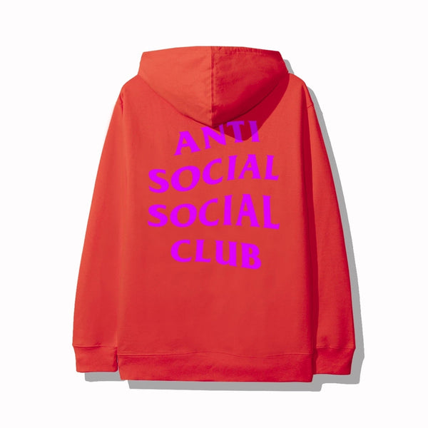 ASSC FAWL RED HOODIE