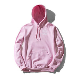 ASSC You Know Better Hoodie Pink