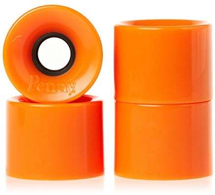 Penny cruiser 79a skateboard wheels Orange 59mm