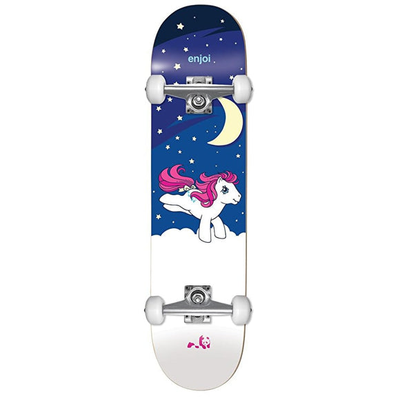 Enjoy Night Time Youth Complete Skateboard 7.0
