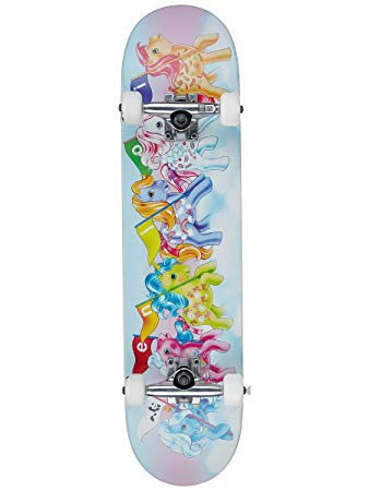 Enjoy My Little Pony 2 FP Complete Skateboard 7.625