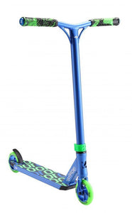Sacrifice Flyte 100 V2 Blue/Green Complete Scooter