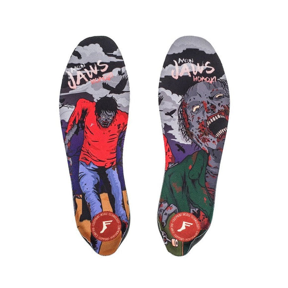 Kingfoam elite Insoles Jaws Zombie 6-14