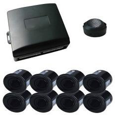 Front and Rear Parking Sensor Kit