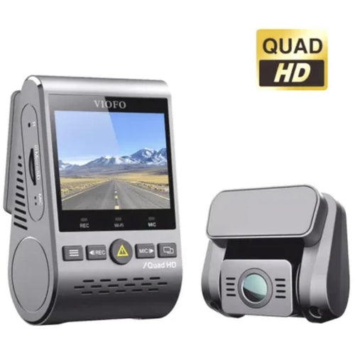 Viofo Plus Duo 2K Wifi & GPS