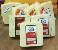 Havarti (Plain and Flavored) 16oz
