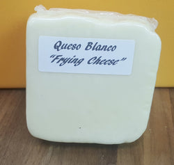 Queso Blanco (Frying Cheese) 16oz