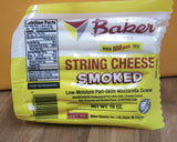 String Cheese (Plain and Smoked)