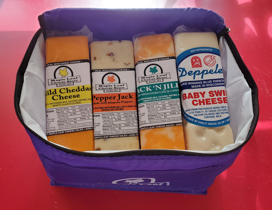 Gift box- The Cheese Country Pack