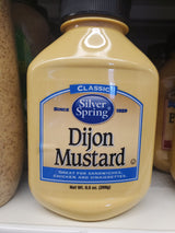 Mustards- Lakeside and Spring Horseradish and Mustards 8oz