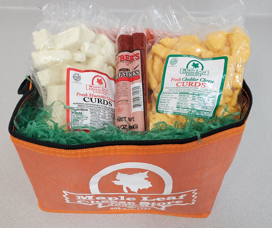 Gift Box- The Cheese Curd Box