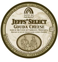 Jeff's Select Cave aged Gouda, 8oz