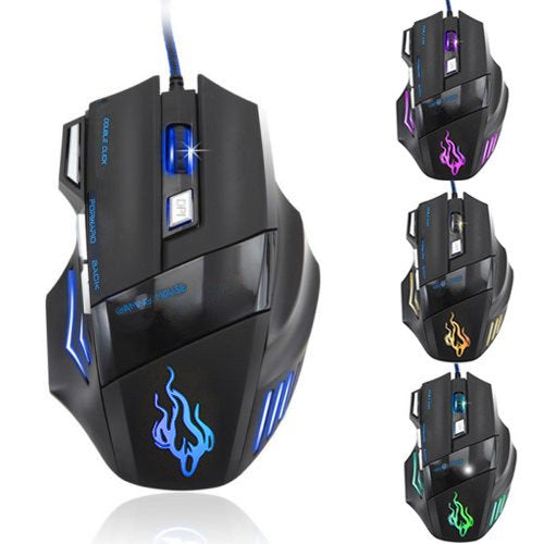 Gaming Mouse Blow Out For Under $10!