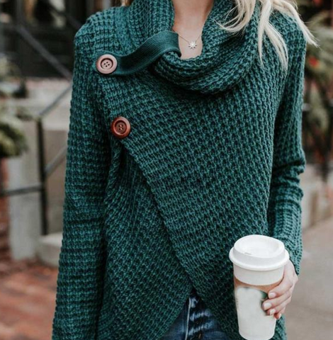 ic: Knitted Sweater