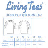 I'm Laying On Your Present Christmas 3/4 Length Baseball Raglan T shirt