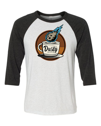 Fortnite Dusty Diner Unisex 3/4 Length Baseball Shirt