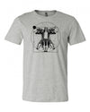 The Dude Vitruvian Unisex T-Shirt