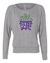 It's just a bunch of Hocus Pocus Halloween Long Sleeve Women's Shirt