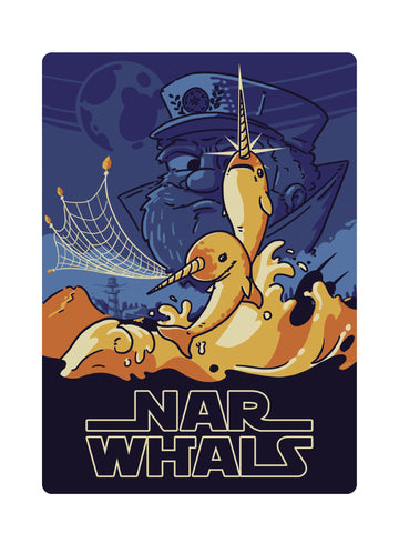 Narwhals Tee