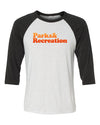 Parks & Recreation Unisex Baseball Shirt