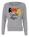 Hocus Pocus I Smell Children Long Sleeve Womens Shirt