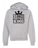 Battle Royale King Youth Boys Hoodie Sweatshirt