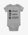 Bears Beets Battlestar Gallactica Bodysuit