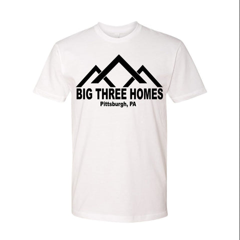 This is us Big Three Homes Unisex Shirt