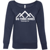 Big Three Homes Womens Wideneck Sweatshirt