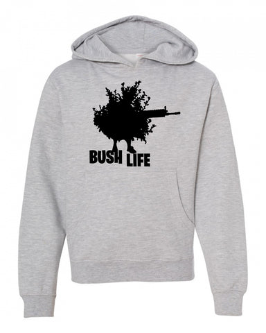 Bush Life Fortnite Sweatshirt Hoodie For Boys Girls Kids