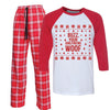 Buzz Your Girlfriend Woof Christmas Pajamas