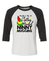 Don't Be A Cotton Headed Ninny Muggins Baseball Shirt