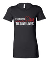 It's a beautiful Day to Save Lives Women's T-Shirt