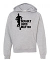 Fortnight Default Lives Matter Hoodie sweatshirt for men