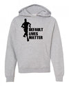 Default Lives Matter Youth Hoodie
