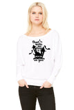 Dont Make me Drop a House on You Glinda The Good Witch Long Sleeve Shirt