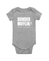 Dunder Mifflin The Office Baby Body Suit