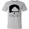 False Unisex T-Shirt