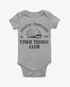 The Finer Things Club The Office Baby Bodysuit Short Sleeve