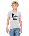 Floss Like A Boss Kids T-Shirt