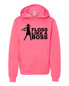 Floss Like A Boss (Girl) Youth Hoodie