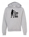 Floss Like a Boss Youth Hoodie