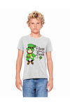 Floss Like A Boss Leprechaun Kids T-Shirt