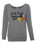The Fourth Sanderson Sister Hocus Pocus Halloween Sweatshirt