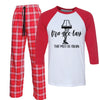 Fragee Lay Must Be Italian Christmas Story Pajamas