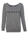 Friends Women's Wideneck Sweatshirt