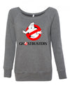 Ghostbusters Women's Wideneck Sweatshirt