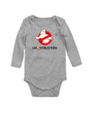 Ghostbusters Long Sleeve Bodysuit