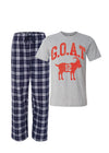 Tom Brady GOAT Pajamas