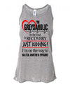 Grey's Anatomy Addict Tank Top